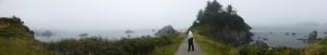 Elder Argyle by the ocean in Brookings.