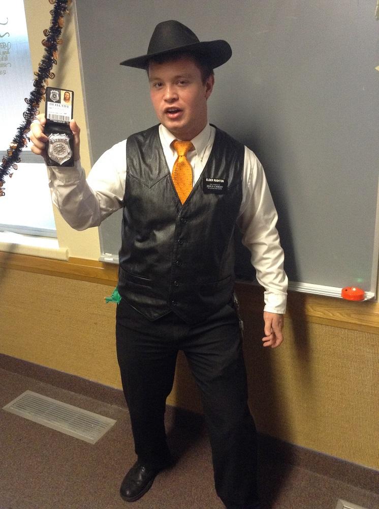 Sheriff Rushton
