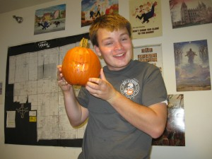 Erik's Pumpkin